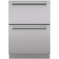 Réfrigérateur double tiroir...