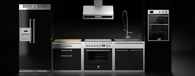 STEEL : Style et robustesse dans votre cuisine